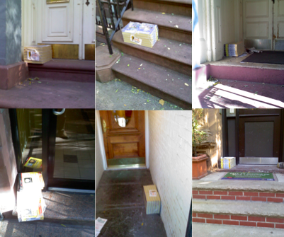 Day 3 after the phone book drop.  See a pattern here?