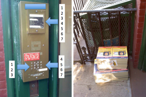 Fuzzy math: 7 apartments (and buzzers), but 24 phone books dumped on our building